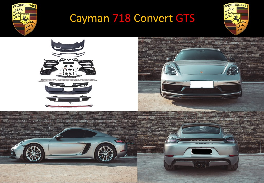 Cayman 718 1