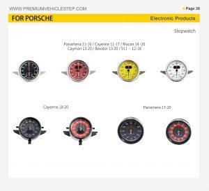Sport Chrono clock