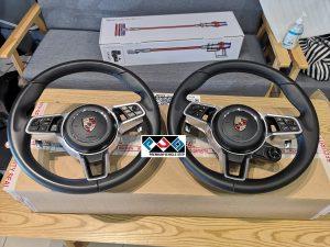 Panamera steering