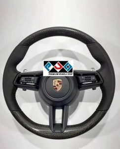 992 Tycan steering